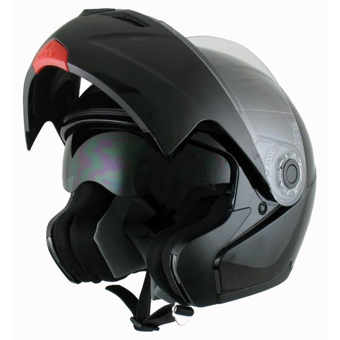 Casque scooter solde
