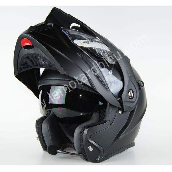Intercom casque moto shark