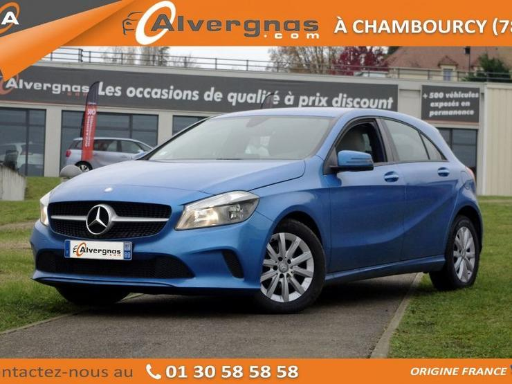 Mercedes occasion chambourcy