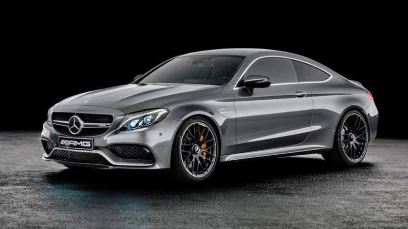 Coupe mercedes amg