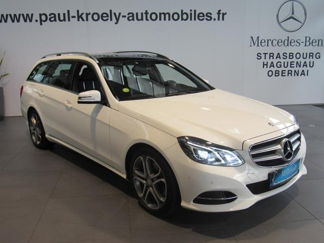 Mercedes occasion particulier