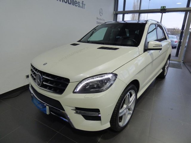 Mercedes ml essence occasion