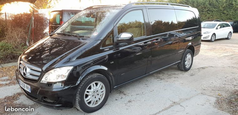 Mercedes viano occasion 8 places