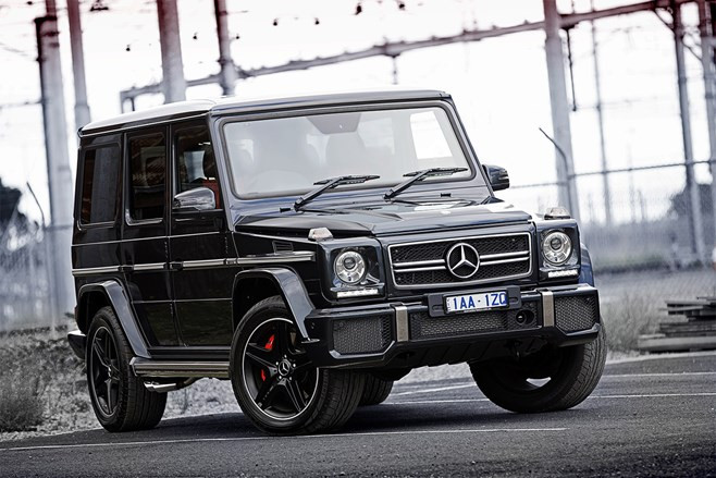 Mercedes 4x4 amg occasion