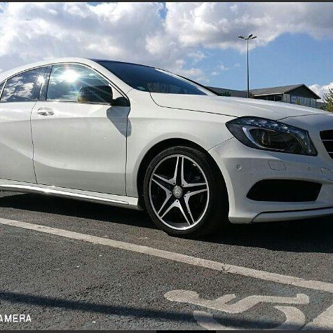 Mercedes classe a amg fascination