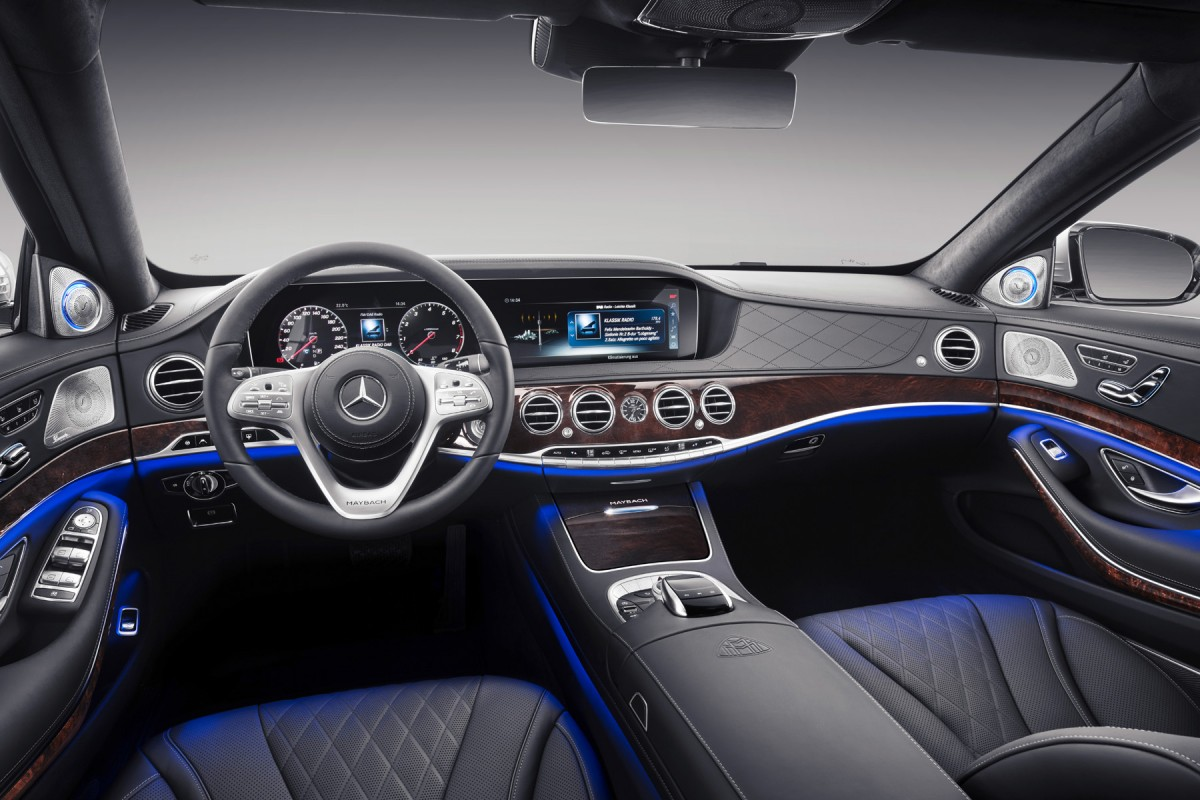 Mercedes maybach configurateur
