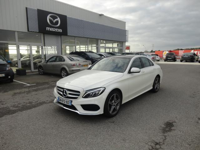 Mercedes classe c pack amg occasion