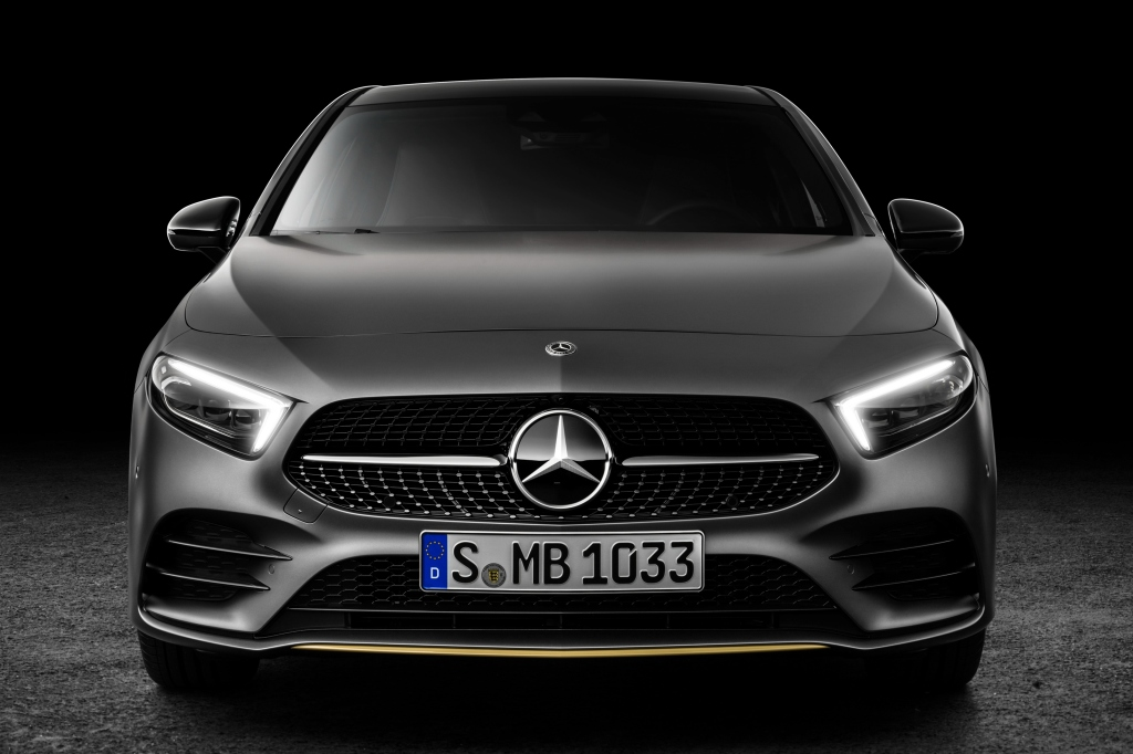Mercedes-benz classe a berline style line