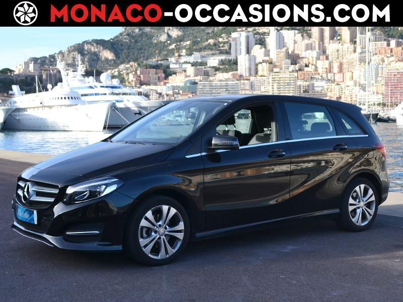 Occasion mercedes b200