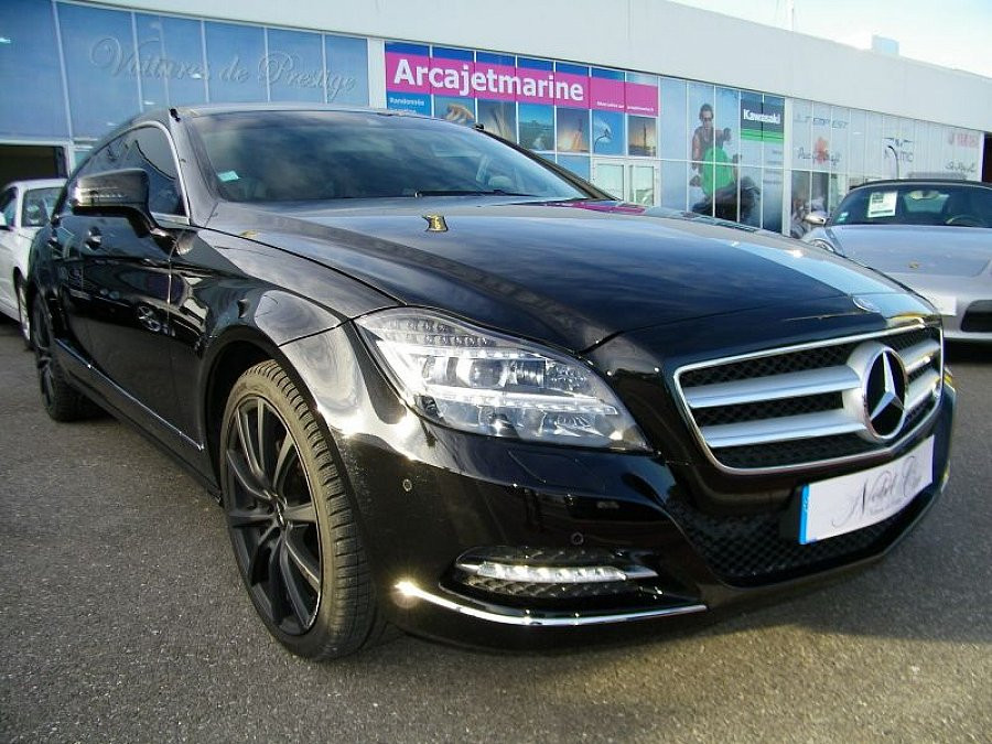 Mercedes cls occasion